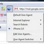 User Agent Switcher Graphic